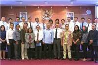 Pelatihan Penerjemah Resmi Republik Indonesia Angkatan Pertama