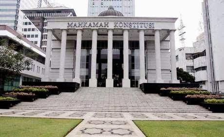 Gedung Mahkamah Konstitusi di Jakarta