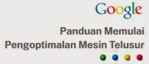 Judul Buku Resmi Panduan SEO dari Google