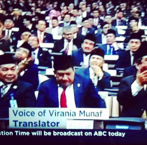 Penerjemah Virania Munaf Sumber:Kapanlagi.com