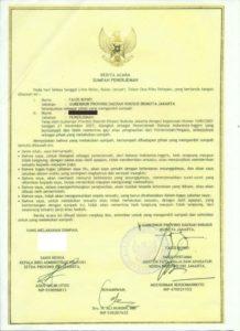 Sk Penerjemah Tersumpah 2007 indotranservice com edit