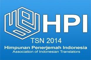 Informasi TSN 2014 Penerjemah Inggris-Indonesia Hukum dan Umum