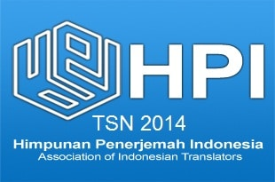 Syarat Pendaftaran dan Biaya Ujian Penerjemah HPI (TSN 2014)