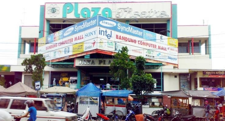 Ilustrasi Mall Jaya Plaza Kosambi Bandung gambar:sebandung.com