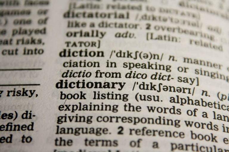 Kamus Bahasa Inggris (English Dictionary)