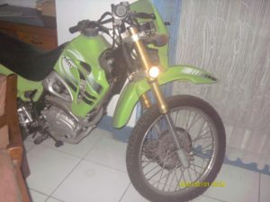 Jual Sepeda Motor Sport Trail Bebek Kaisar di Jambi (2)