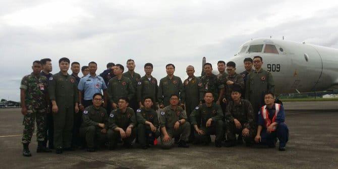 Penerjemah: Korsel Kagum dengan TNI Saat Musibah AirAsia QZ8501