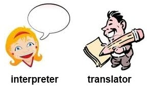 Dua Jenis Profesi Dasar Penerjemah Bahasa