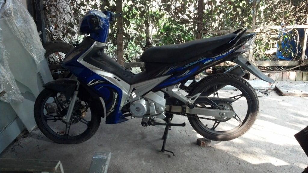 Jual Sepeda Motor Kaisar Bebek Sprinter MX 125