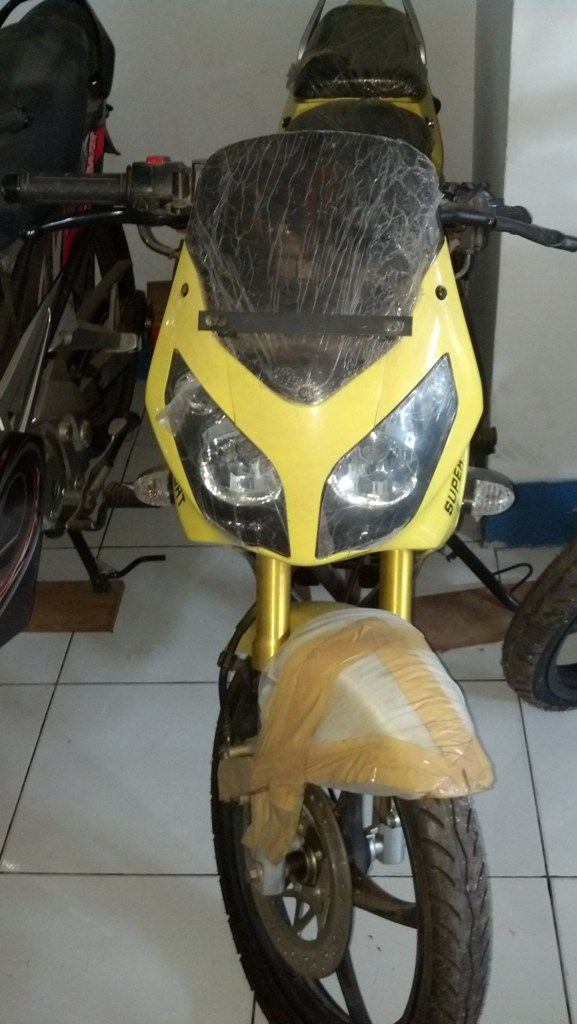 jual motor sport kaisar vartex-z 150 cc