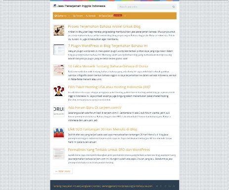 Wow, Blog Kentooz Flatsimplebingit Bisa Menggulung Seperti Facebook