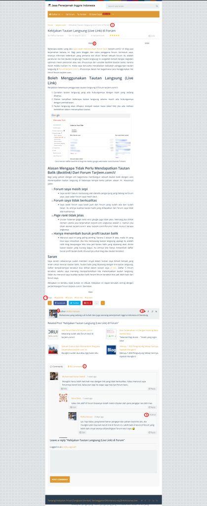 Ilustrasi themes kentooz.com flatsimplebingit dalam tulisan.