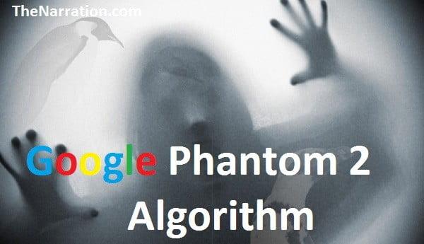 Algoritma Google Phantom Mei 2015