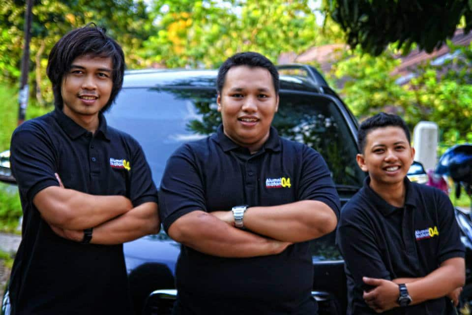 Yudi, Tole, Bang Boy