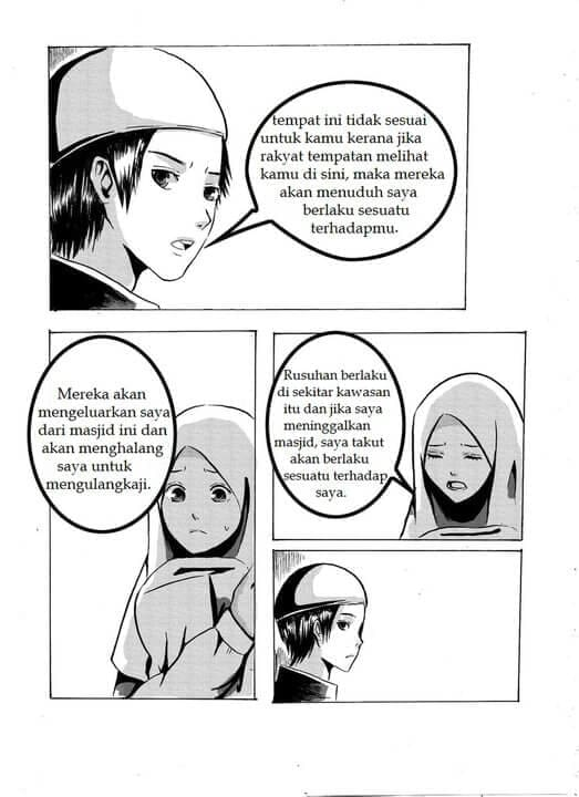 Halaman 6 Komik Cinta Bergambar Romantis Cerita Muda