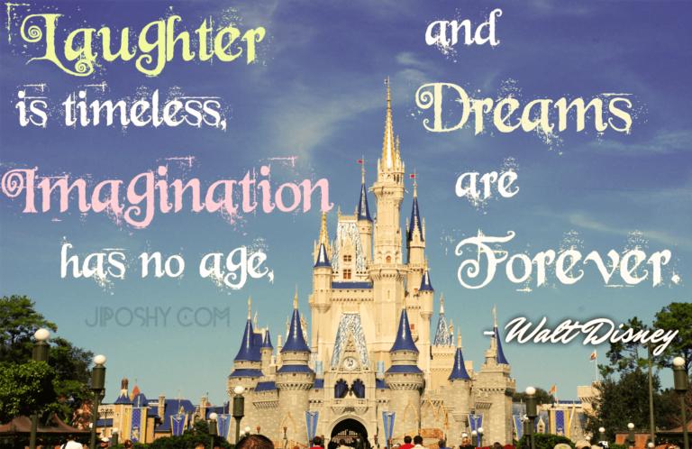 Walt Disney Kata-Kata Mutiara Bahasa Inggris