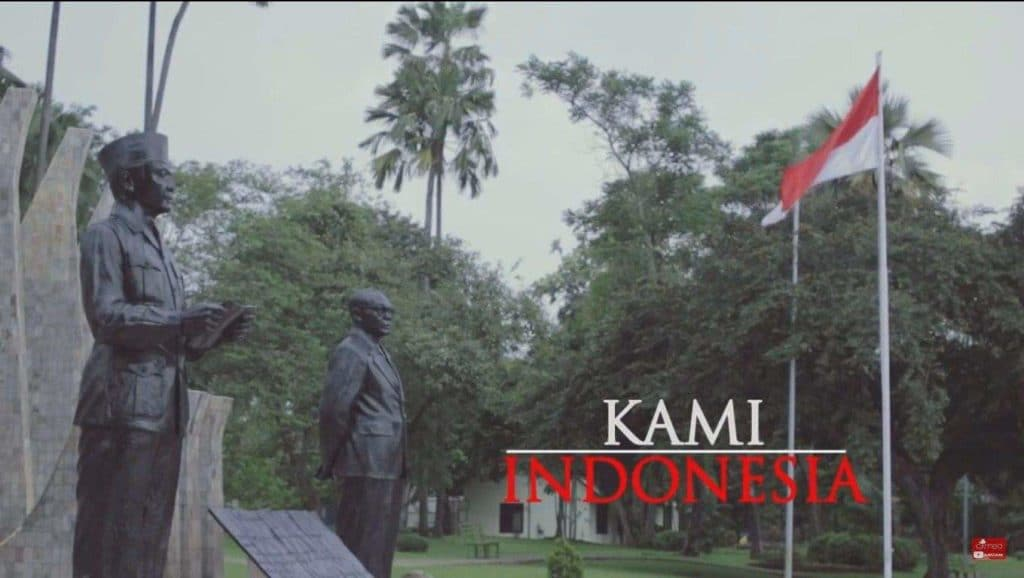 "Video Youtube ""Kami Indonesia"" CameoProject"