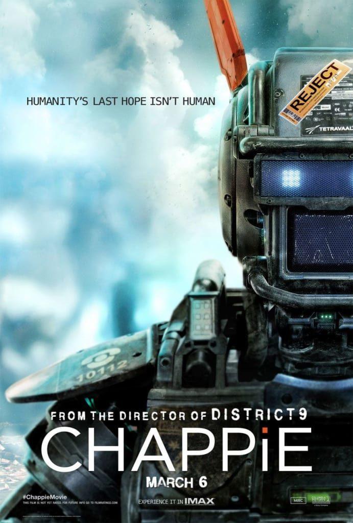 Film Tentang Robot Masa Depan, Chappie