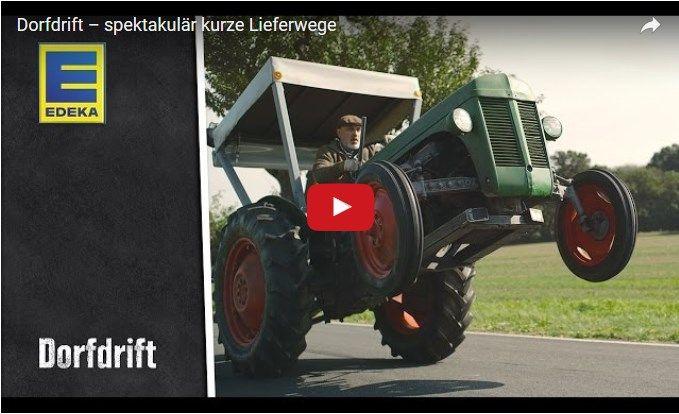 Andai Petani Indonesia Memiliki Traktor Balap Ini