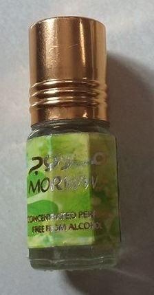 Botol Parfum NonAlkohol 3 ml yang misterius mereknya (Morww?)