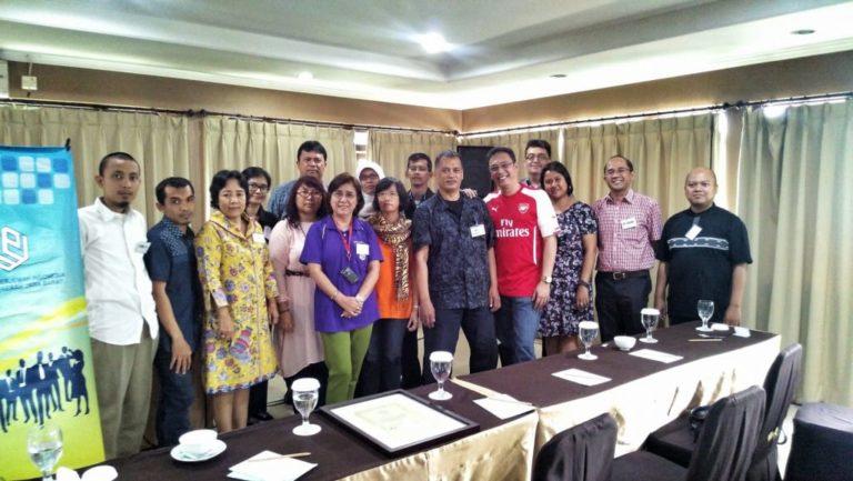 Rapat HPI Komda Jabar 28 Agustus 2016 Ciumbuleuit-Bandung