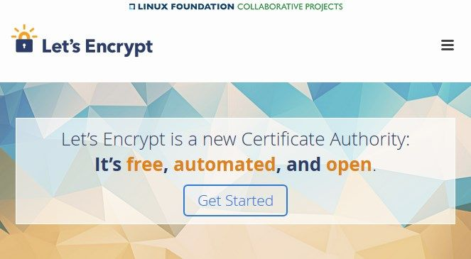 Sertifikat SSL HTTPS Gratis Let's Encrypt