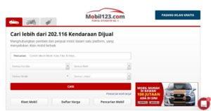 Beranda Bobil123.com Pasang Iklan Mobil Gratis