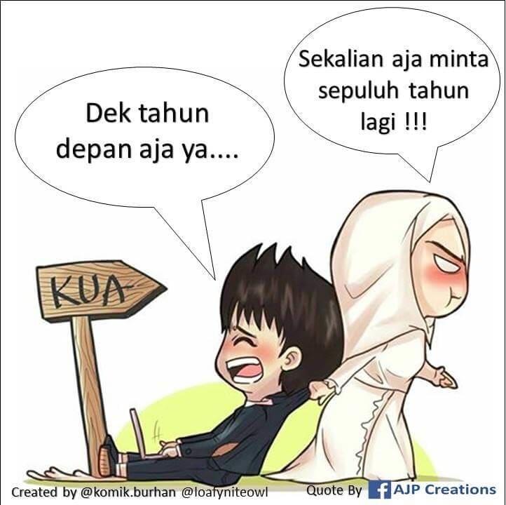 Sekalian saja 10 tahun lagi - Komik Romantis Bahasa Indonesia