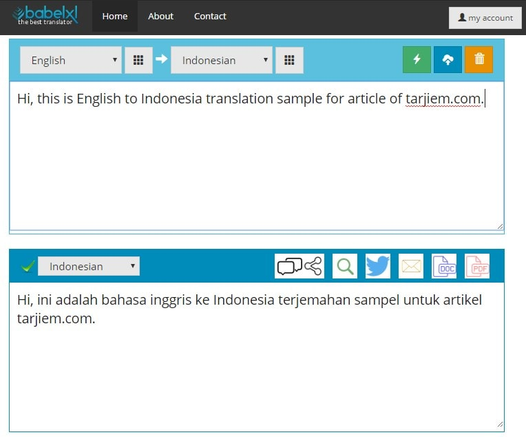 Terjemahan Inggris Indonesia Selain Google Translate Gratistarjiem
