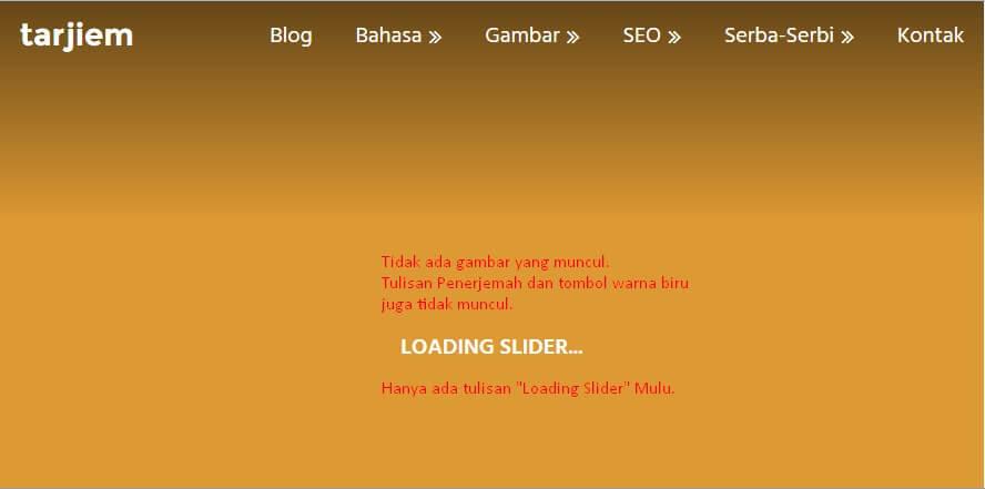 Tombol Penerjemah Inggris Indonesia Eror Tidak Muncul di MoneyFlow