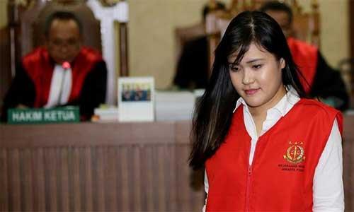 Wayan Mirna Salihin, Terdakwa kasus pembunuhan Jessica Kumala Wongso