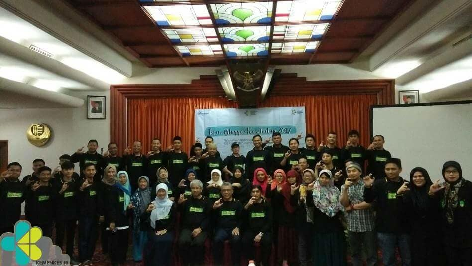 Sadar Sehat Oleh GERMAS Kemenkes RI – Bloger Bandung 21 April 2017