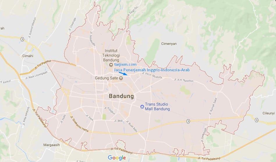 Mencari Jasa Penerjemah Bahasa Arab di Bandung