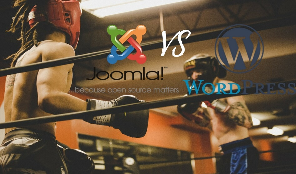 CMS Terbaik dan Gratis 2017 Joomla! vs WordPress