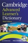 Cambridge Advanced Learner's Dictionary Kamus Bahasa Inggris Digital