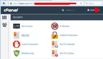 Ardhosting SSL Tidak Ada Fasilitas Sertifikat HTTPS Let's Encrypt di Panel cPanel
