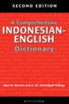 Kamus Indonesia ke Inggris Alan M. Steven A Comprehensive Indonesia English Dictionary Second Edition Sampul Buku