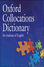 Kamus Bahasa Inggris Oxford Collocations Dictionary for Students of English Digital Software Kolokasi