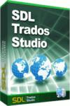 SDL Trados Studio Cat Tools Paket Kotak Putih Hijau Persegi Software Penerjemah