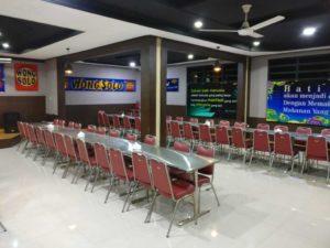 Rumah Makan Ayam Bakar Wong Solo Bandung (Jl. Martadinata/Riau) Ruang Acara Lantai 2