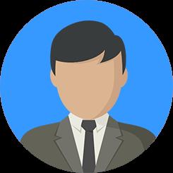 Cowok jas pekerja ikon icon orang tim team wajah muka profil