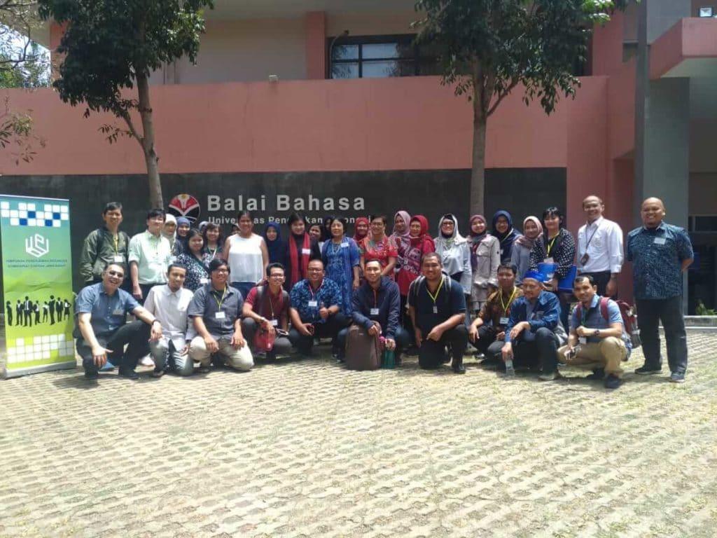 Pelatihan Trados untuk Peningkatan Produktivitas Penerjemah 7 September 2019 Balai Bahasa UPI Bandung HPI Komda Jabar