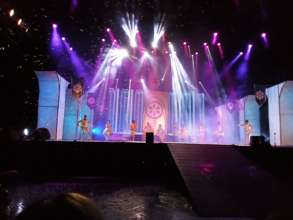 Sirkus Internasional Savaliev's Grand Circus Trans Studio Mall